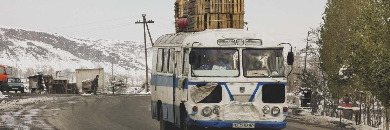 Buss i Kina