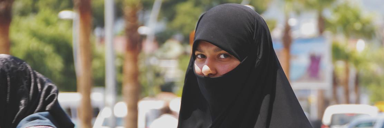 Muslimsk kvinna