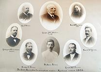 Första styrelsen 1903
