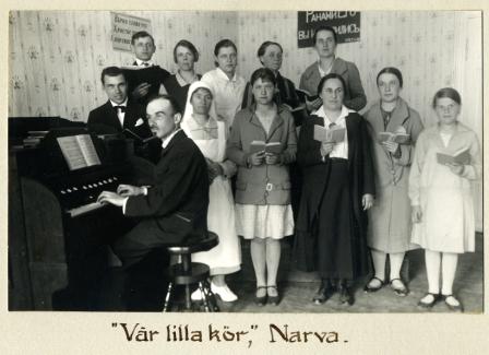 Lilla kören Narva