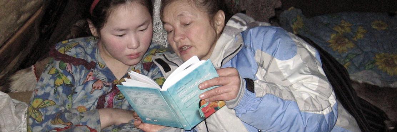 Barnbibelläsning bland nenetser